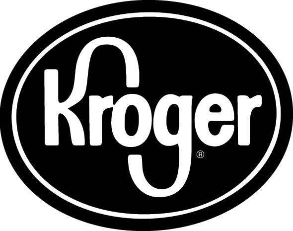 Kroger black and white